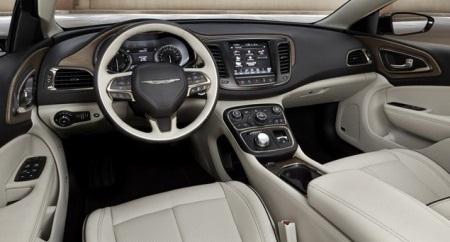 Chrysler 200C phiên bản 2015